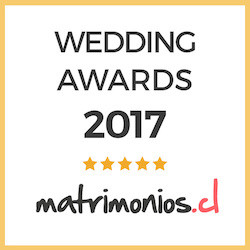 premio wedding awards 2017 por matrimonios.cl